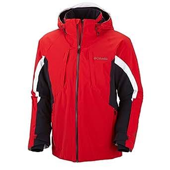 Columbia Millennium Flash Jacket, Bright Red, XX-Large