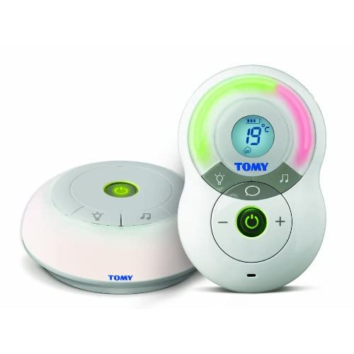 Tomy TF525 Digital Baby Monitor (White)