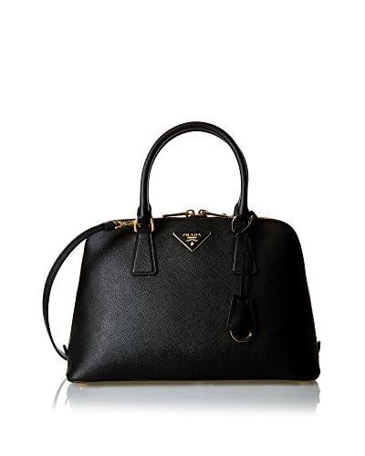 Prada Borsa A Mano Handle Bag [Nero]