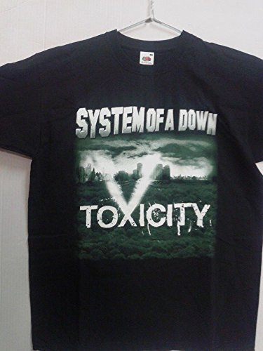 system-of-a-down-tshirt-unisex-tg-l-doppia-stampa