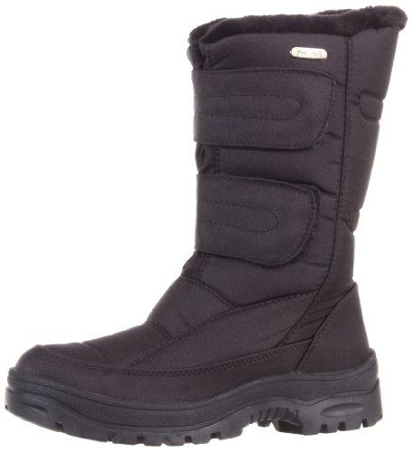 Pajar Women's Snowbird Snow Boot,Black,36 M EU / 5-5.5 B(M)
