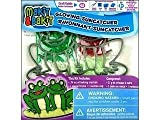 Colorbok Makit & Bakit Suncatcher Kit Glowing Frogs