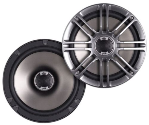 Best 6.5 Speakers - Polk Audio DB651s Slim-Mount 6.5 Coaxial Speakers