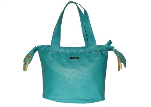 Murcia Murcia Shoulder Bag (Teal) MF59TL (Cyan)