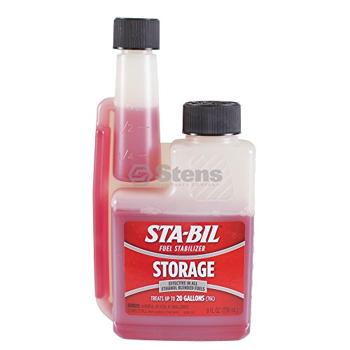 Sta-Bil Fuel Stabilizer 8 Oz. Protects Engine From Gum , Varnish , Rust , Corrosion (Stabil Diesel Fuel Stabilizer compare prices)