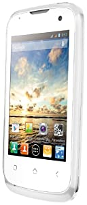 Wiko Cink+ Smartphone Android 4.1 Jelly Bean 4 Go Blanc