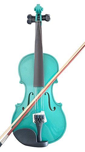 Violine Geige für Anfänger 1/2inkl. Koffer