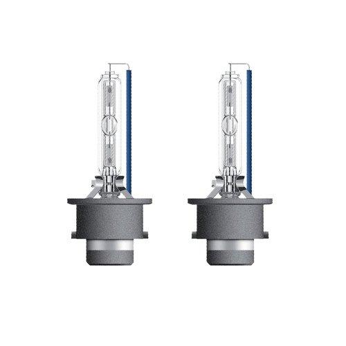 OSRAM XENARC COOL BLUE INTENSE D2S Lampada per proiettori allo Xeno 66240CBI-HCB 20% di luce in più in Confezione Duobox