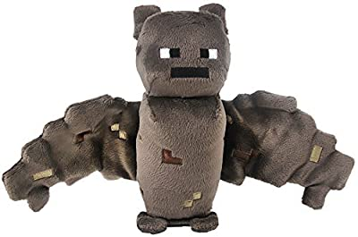 "Minecraft Overworld Bat ~7"" Minecraft Mini-Plush Series by Minecraft"