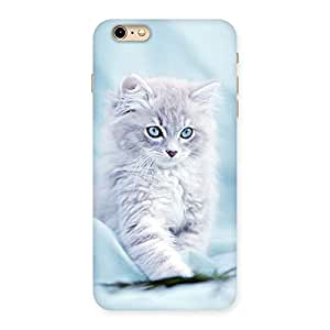 Cutest Looking Kitty Back Case Cover for iPhone 6 Plus 6S Plus