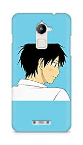 Amez designer printed 3d premium high quality back case cover for Coolpad Note 3 Lite (Guy kimi ni todoke brunette back jacket )