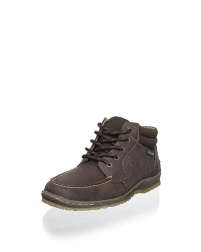 Eastland Women's Madawaska Moc-Toe Boot  [Dark Brown]