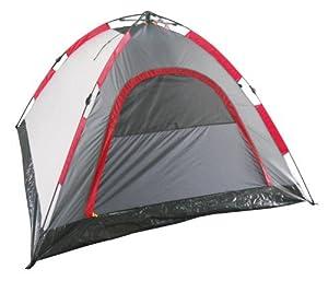 3 personnes le fait de dresser tente de camping dôme tente igloo 205x205x120cm