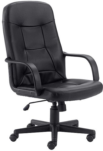 Executive High Back Glove Vinyl Office Chair 