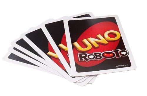 Imagen de UNO Roboto Juego