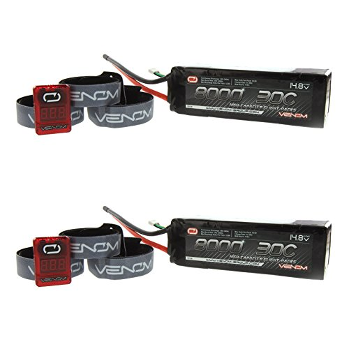 Venom 30C 4S 8000mAh 14.8V LiPO High Capacity Multi Rotor-Drone Battery