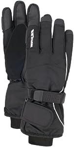 Trespass Ergon Thinsulate Ski Glove  - BLACK, X-LARGE