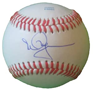 Mark McGwire Autographed Signed ROLB Baseball, Oakland Athletics, St. Louis... by Southwestconnection-Memorabilia