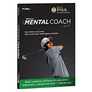 Neuroactive Pro Mental Coach Golf CD PGA Learning and Performance Brain Center by Brain Center International Inc.