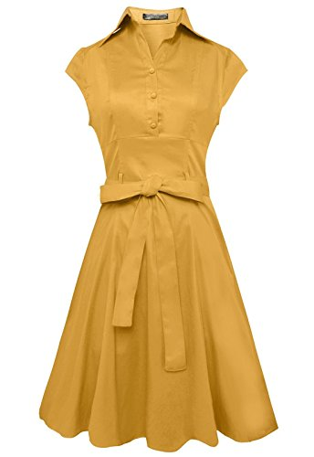 Anni-Coco-Womens-Popular-Vintage-Rockabilly-Tea-Party-Swing-Dresses