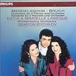 Mendelssohn / Bruch: Concertos for Tw...