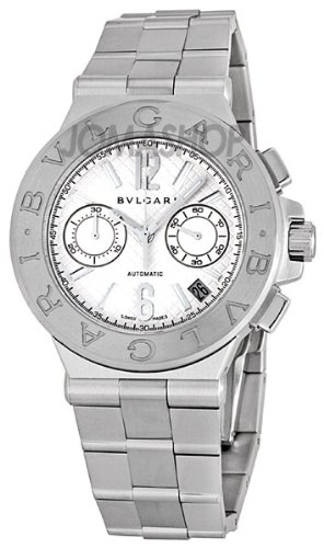 Bvlgari Diagono Mens Watch DG40C6SSDCH