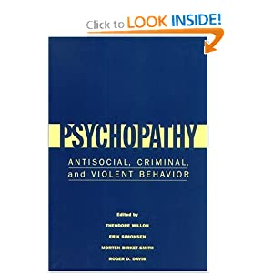 """The Rise Of Psychopathy""?  does that explain the Internet trolls?"