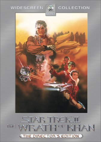 Cover art for  Star Trek II: The Wrath of Khan - The Director's Cut (Two-Disc Special Collector's Edition)