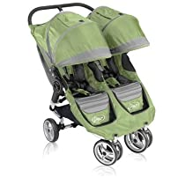 2011 City Mini Double Stroller Color: Green / Grey