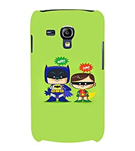 EPICCASE Little Heros Mobile Back Case Cover For Samsung Galaxy S3 Mini (Designer Case)