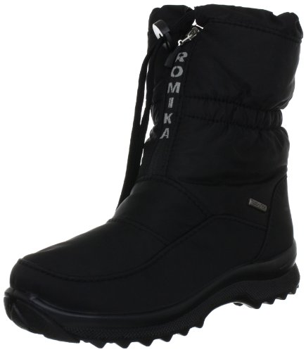 Romika Boot Colorado Black Black EU36