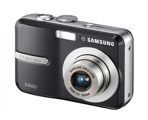 Samsung Digimax S860