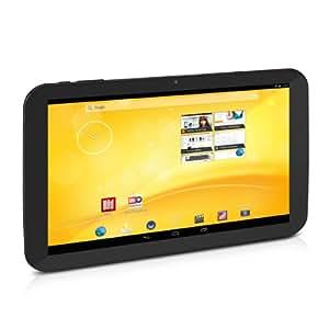 TrekStor Volks-Tablet PC mit 3G 25,6 cm (10,1'') (ARM Cortex A7, Quad-Core, 1,3 GHz, 1 Go RAM, 16 Go HDD, Android, Ecran tactile) Noir