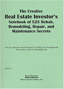the mission of the real estate rehab investors The real estate rehab investing bible has 38 ratings and 2 reviews daniel said: this book has a lot of great information, just not exactly what i was ex.