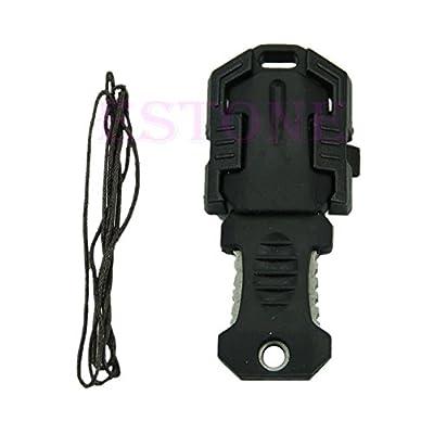 Yosoo Mini Multifunction EDC Knife Pocket Survival Tool MOLLE Webbing Self Defense from Yosoo