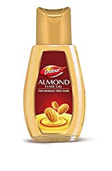 Dabur Almond Hair Oil, 200ml