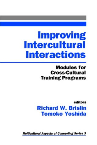 Improving Intercultural Interactions: Modules for...
