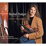 Bach: Complete Sonatas and Partitas for Violin Soloby Rachel Podger