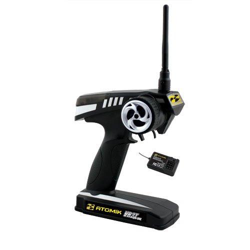 Atomik VR2T 2.4Ghz 2-Channel Transmitter/Receiver