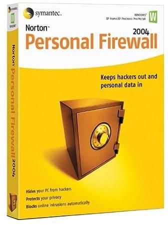 Norton Personal Firewall 2004