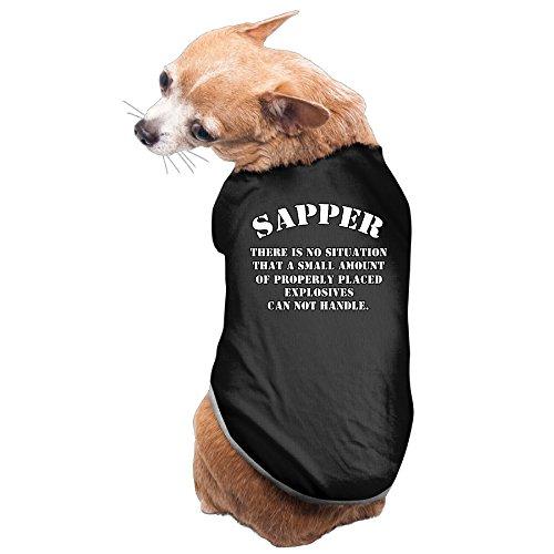 YRROWN Sapper Dog Coats (Spirit Halloween Utah)