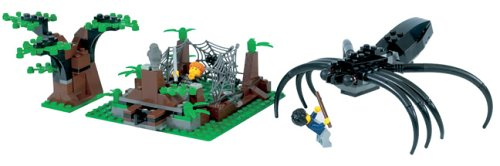 LEGO Harry Potter: Aragog In The Forbidden Forest