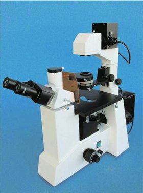 Epi-Flourescense-Inverted-Microscope