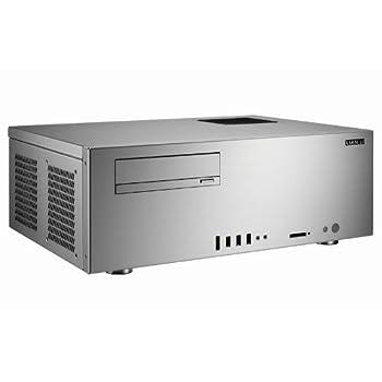 LIAN LI アルミ製横置きタイプ Micro ATXケース シルバー PC-C50A