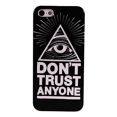 Best Review Of Cool One Eye Protective Hard Skin Case for iPhone 5/5S