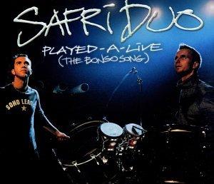 Safri Duo - Played-A-Live (The Bongo Song) - Zortam Music
