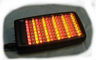New Red Yellow Healing Anti Aging Infrared Light Therapy