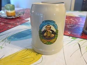 Monschof German beer mug