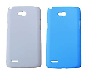 Winsome Deal Exclusive Hard Back Cover Case for LG L80 (Pack of 2)
