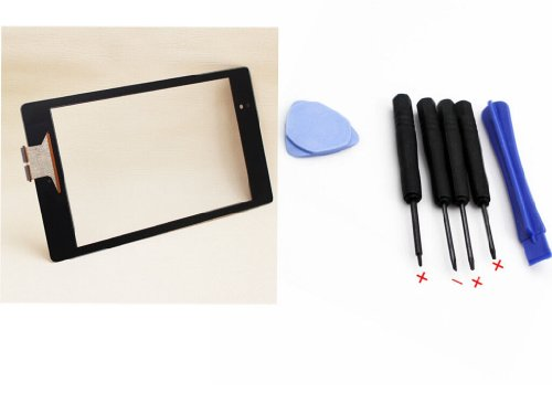 For Asus Google 2013 Nexus 7 2Nd Gen Digitizer Panel Touch Screen Glass+Tools